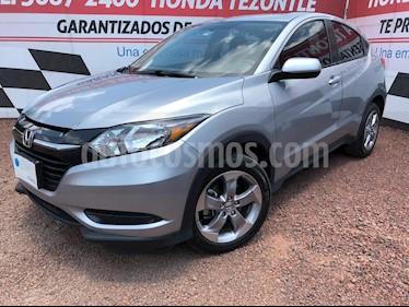 Honda HR-V Uniq Aut usado (2018) color Plata Diamante precio $270,000