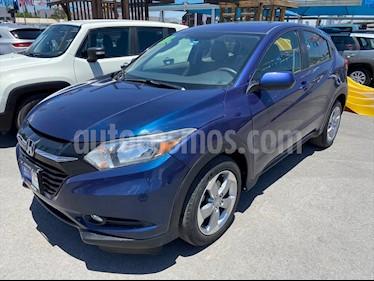 Honda HR-V 5P EPIC L4/1.8 AUT usado (2017) color Azul Electrico precio $248,000