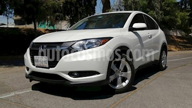 Honda HR-V 5P EPIC CVT QC F. NIEBLA RA-17 usado (2016) color Blanco precio $230,000