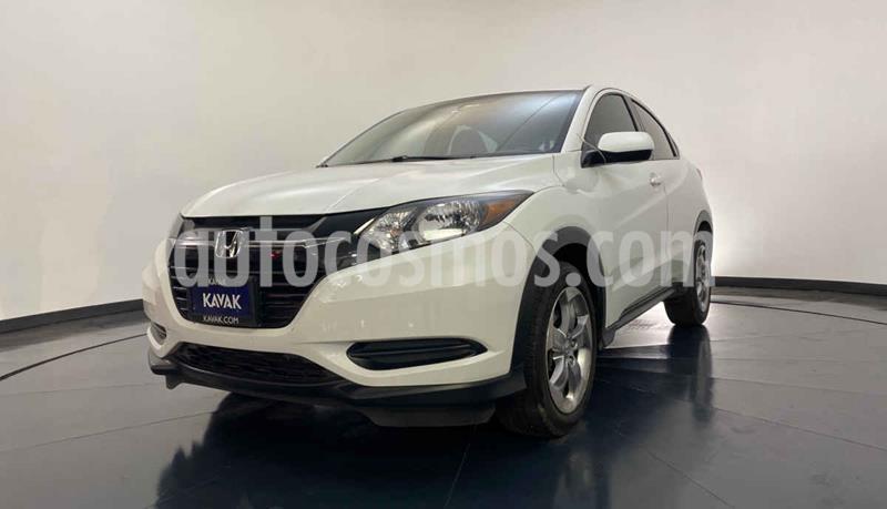 Honda HR-V Uniq usado (2017) color Blanco precio $252,999