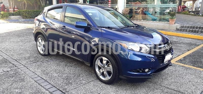 Foto Honda HR-V Epic Aut usado (2017) color Azul precio $279,000