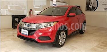Honda HR-V Uniq usado (2019) color Rojo precio $279,000