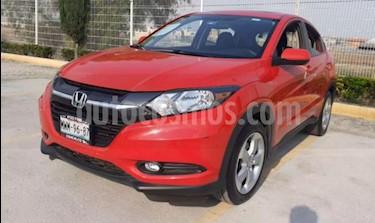 Honda HR-V 5P EPIC CVT QC F. NIEBLA RA-17 usado (2016) color Rojo precio $245,000