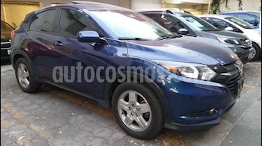 Honda HR-V Epic Aut usado (2016) color Azul precio $263,000