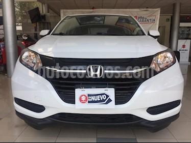 Honda HR-V Uniq usado (2016) color Blanco precio $225,000