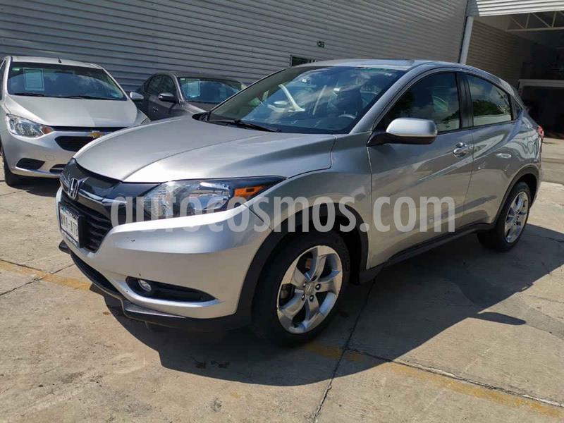 Honda HR-V Epic Aut usado (2016) color Plata precio $239,000