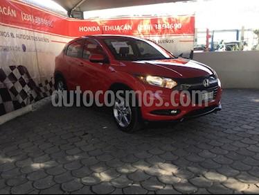 Honda HR-V Epic Aut usado (2016) color Rojo Milano precio $239,000