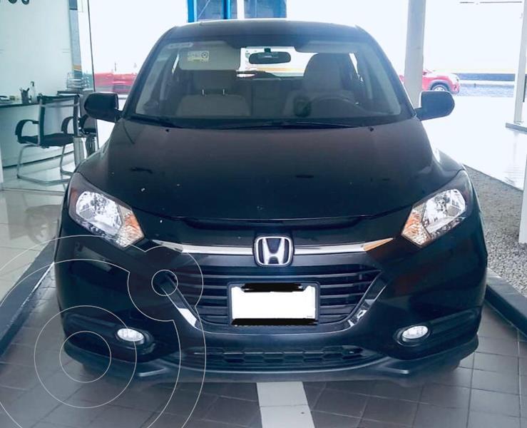 Foto Honda HR-V Epic Aut usado (2018) color Negro precio $330,000