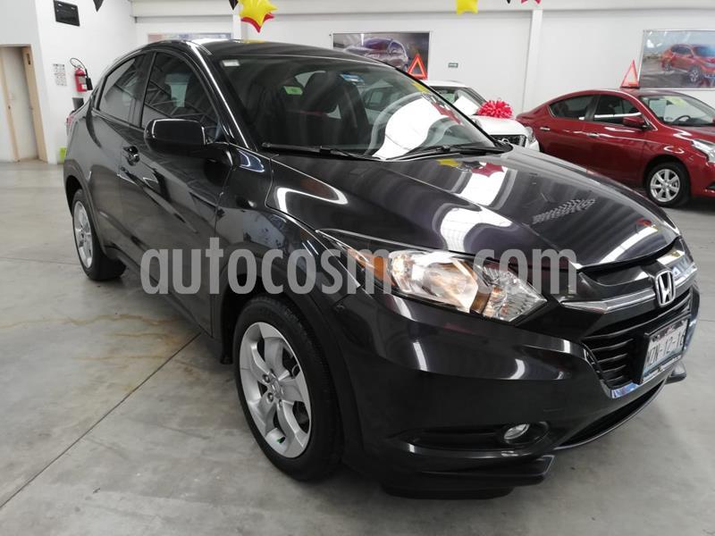 Honda HR-V Epic Aut usado (2016) color Gris precio $239,000