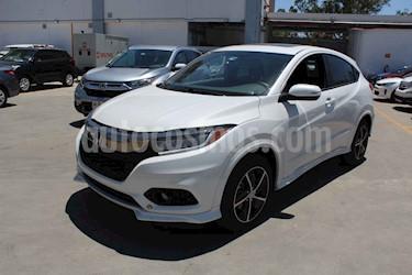 Honda HR-V 5p Touring L4/1.8 Aut usado (2019) color Blanco precio $379,000