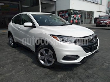 Foto Honda HR-V 5p Uniq L4/1.8 Man usado (2019) color Blanco precio $311,854