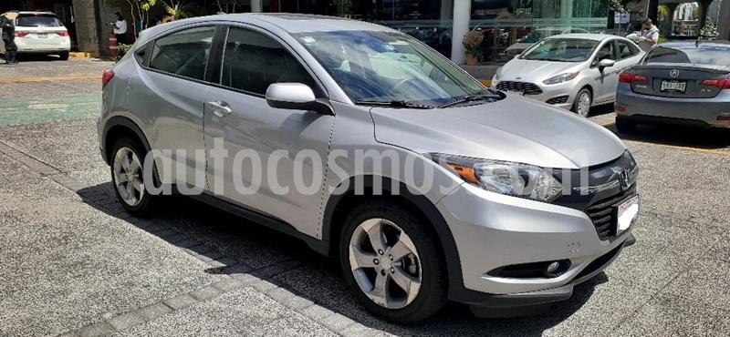 Honda HR-V Epic Aut usado (2018) color Plata Dorado precio $315,000