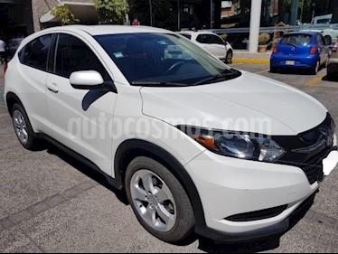 Honda HR-V 5P UNIQ TM6 RA-17 usado (2016) color Blanco precio $237,000