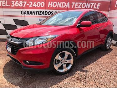Honda HR-V Epic Aut usado (2016) color Rojo Milano precio $255,000