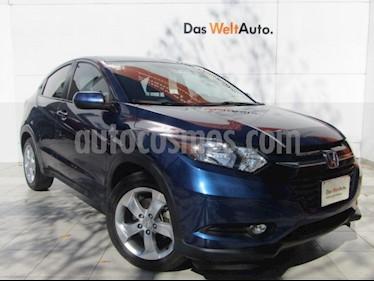 Honda HR-V Epic Aut usado (2016) color Azul precio $219,000