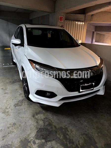 Honda HR-V Touring Aut usado (2019) color Blanco precio $390,000