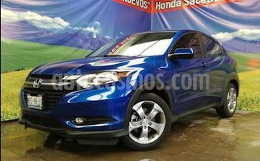 Foto Honda HR-V 5p Epic L4/1.8 Aut usado (2018) color Azul precio $345,000