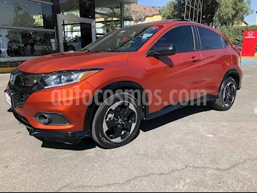 Honda HR-V 1 Millon Edition Aut usado (2019) color Naranja precio $363,000