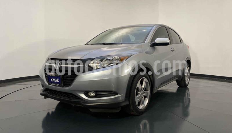 Honda HR-V Epic Aut usado (2017) color Gris precio $277,999