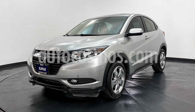 Honda HR-V Version usado (2016) color Plata precio $257,999