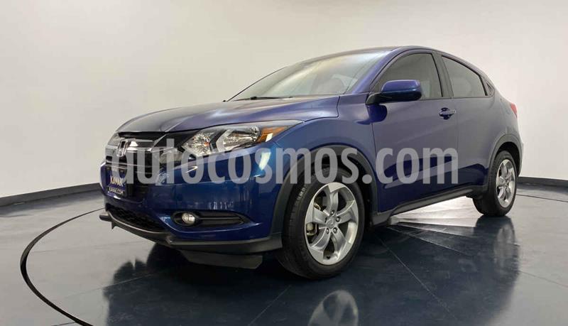 Honda HR-V Epic Aut usado (2017) color Azul precio $277,999