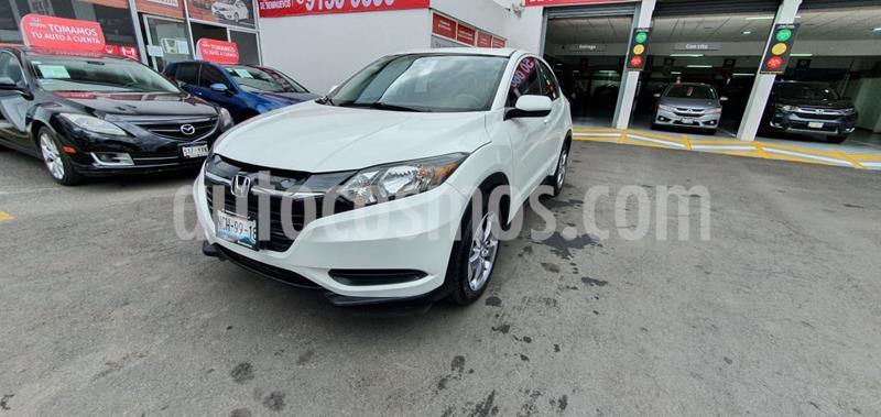 Honda HR-V Uniq usado (2018) color Blanco precio $270,000