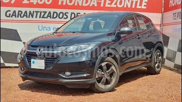 Honda HR-V Touring Aut usado (2018) color Negro precio $340,000