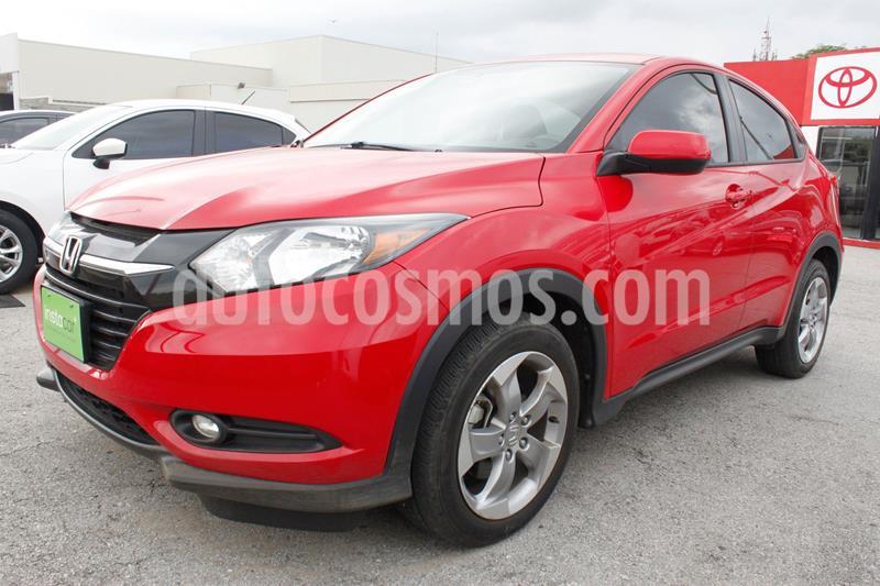 Honda HR-V Epic Aut usado (2017) color Rojo precio $279,000