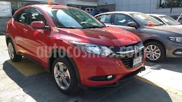 Honda HR-V 5P EPIC L4/1.8 AUT usado (2018) color Rojo precio $310,000