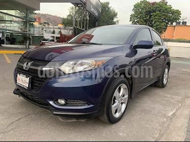 Honda HR-V 5 pts. Epic CVT usado (2016) color Azul precio $243,000