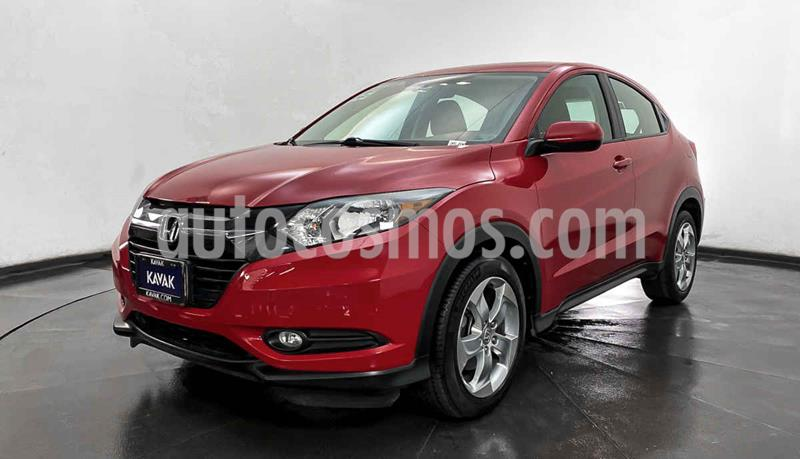 Honda HR-V Version usado (2016) color Rojo precio $254,999