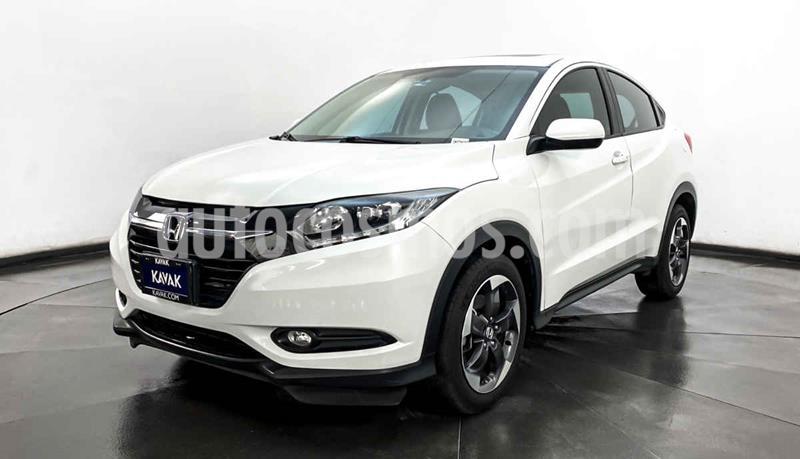 Honda HR-V Touring Aut usado (2018) color Blanco precio $327,999
