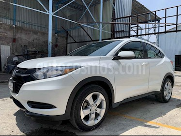 Honda HR-V 5p Uniq L4/1.8 Man usado (2016) color Blanco precio $225,000