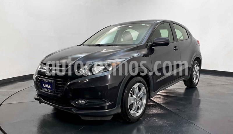 Honda HR-V Version usado (2016) color Negro precio $259,999