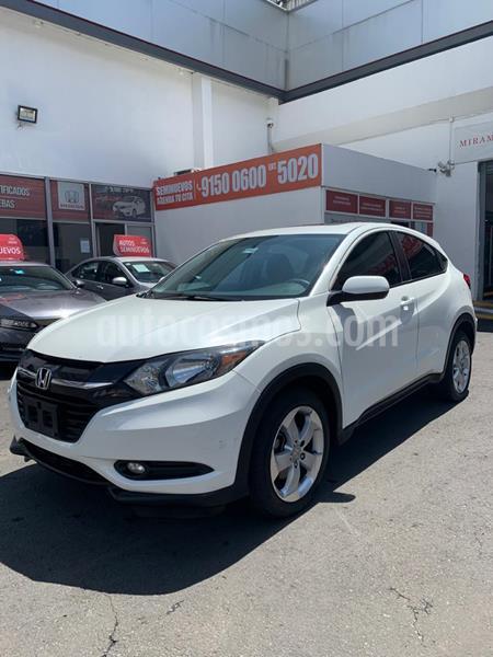 Foto Honda HR-V Epic Aut usado (2019) color Blanco precio $249,000