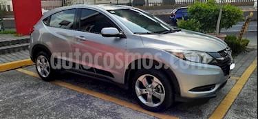 Honda HR-V 5P UNIQ TM6 RA-17 usado (2017) color Plata precio $255,000