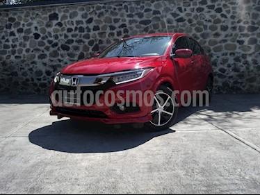 Honda HR-V Touring Aut usado (2020) color Rojo precio $390,000