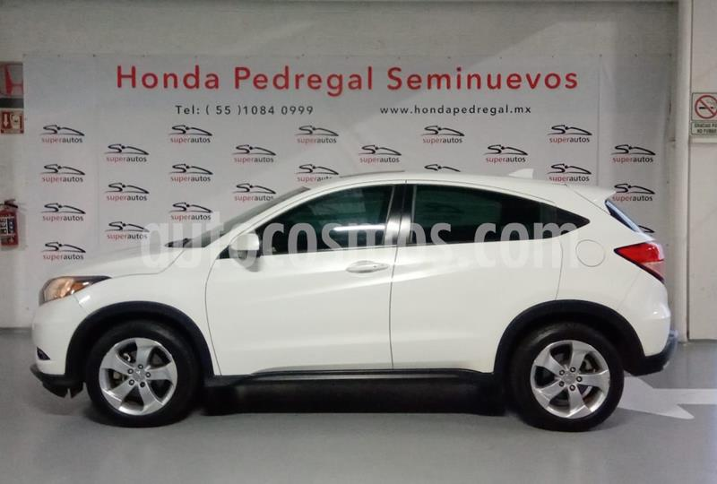 Honda HR-V Epic Aut usado (2016) color Blanco precio $259,000