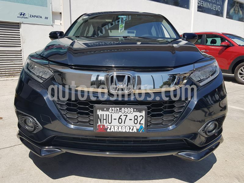Honda HR-V Touring Aut usado (2019) color Negro Cristal precio $353,900