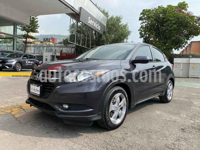 Honda HR-V Epic Aut usado (2016) color Negro precio $248,000