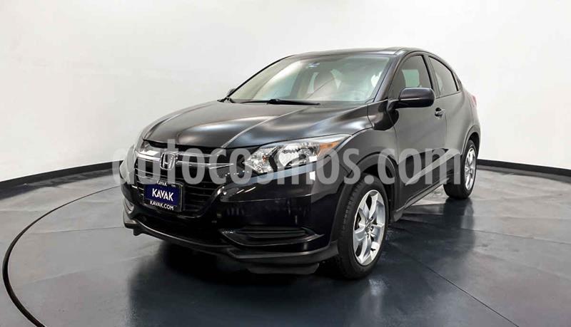 Honda HR-V Uniq Aut usado (2016) color Negro precio $247,999