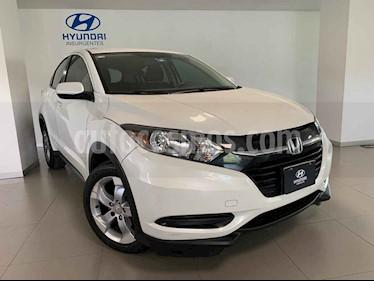 Honda HR-V Uniq usado (2016) color Blanco precio $210,000
