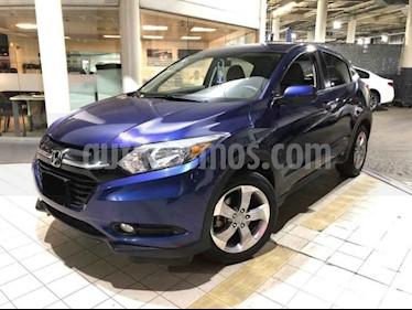 Foto Honda HR-V Epic Aut usado (2016) color Azul precio $230,000