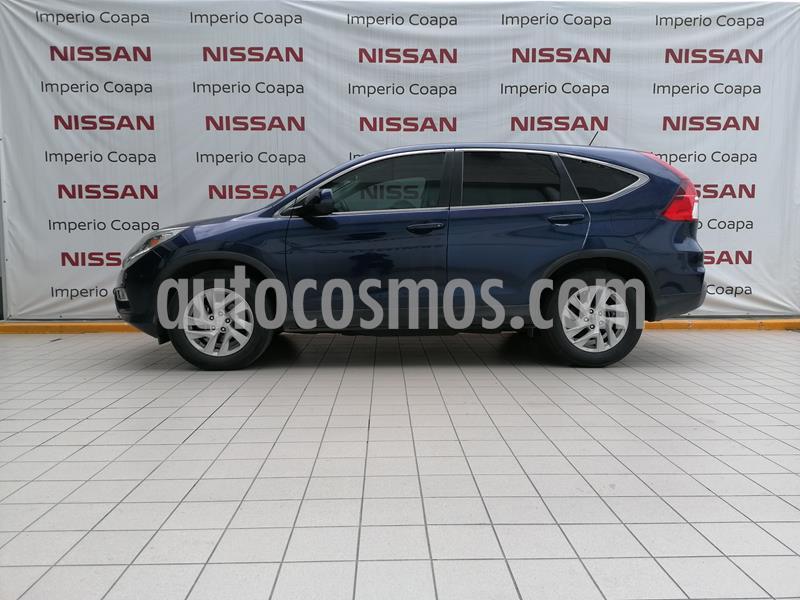 Honda HR-V Touring Aut usado (2016) color Azul Oscuro precio $299,000