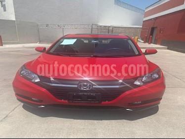 Honda HR-V 5P EPIC L4/1.8 AUT usado (2017) color Rojo precio $259,000
