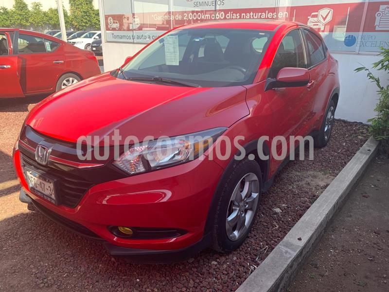 Honda HR-V Epic Aut usado (2018) color Rojo Milano precio $299,000