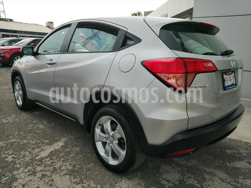 Honda HR-V EPIC L4/1.8 AUT usado (2016) color Plata precio $234,000