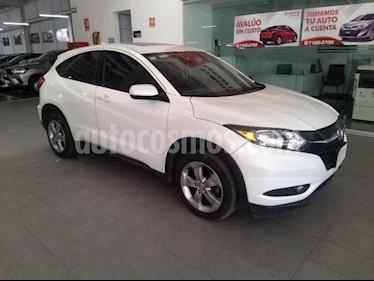 Honda HR-V 5P EPIC CVT QC F. NIEBLA RA-17 usado (2016) color Blanco precio $248,000