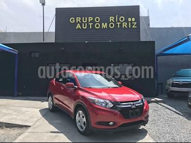 Honda HR-V Epic Aut usado (2016) color Rojo precio $240,000