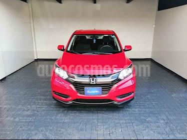 Honda HR-V 5p Uniq L4/1.8 Man usado (2016) color Rojo precio $227,800